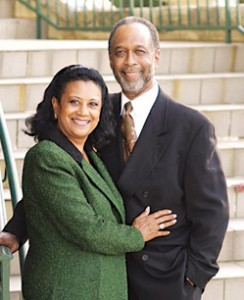 Dr. Earl and Carolyn Glenn